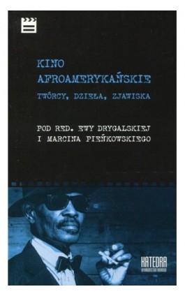 Kino afroamerykańskie - Ebook - 978-83-63434-29-8