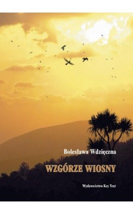Wzgórze wiosny - Bolesława Wdzięczna - Ebook - 978-83-87251-27-7