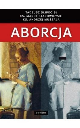 Aborcja - Tadeusz Ślipko - Ebook - 978-83-61533-36-8