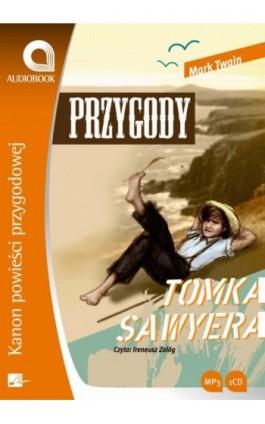 Przygody Tomka Sawyera - Mark Twain - Audiobook - 978-83-60313-10-7