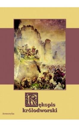 Rękopis królodworski - Vaclav Hanka - Ebook - 978-83-8064-078-8