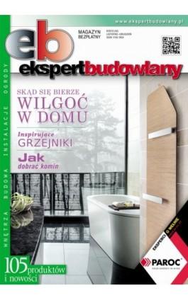 Ekspert Budowlany 6/2012 - Ebook