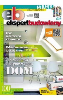 Ekspert Budowlany 4/2013 - Ebook