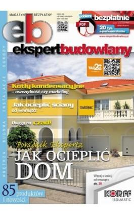 Ekspert Budowlany 6/2014 - Ebook