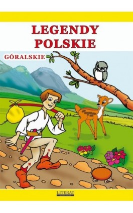 Legendy polskie – góralskie - Emilia Pruchnicka - Ebook - 978-83-7898-326-2