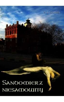 Sandomierz niesamowity - Andrzej Sarwa - Ebook - 978-83-64145-00-1