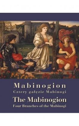 Mabinogion Cztery gałęzie - Nieznany - Ebook - 978-83-7950-144-1