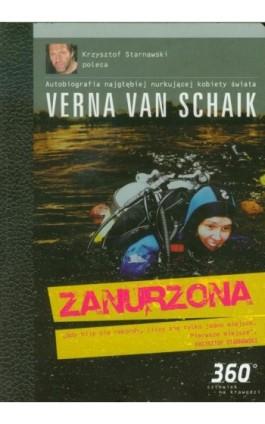 Zanurzona - Verna van Schaik - Ebook - 9788362827244