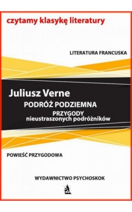 Podróż podziemna. Przygody nieustraszonych podróżników - Juliusz Verne - Ebook - 978-83-7900-736-3
