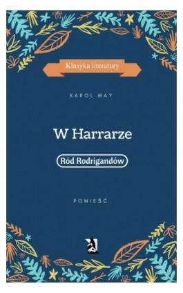 W Harrarze - Karol May - Ebook - 978-83-8119-078-7