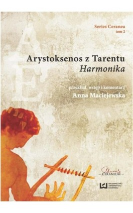 Arystoksenos z Tarentu - Ebook - 978-83-7969-921-6