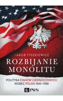 Rozbijanie monolitu - Jakub Tyszkiewicz - Ebook - 978-83-01-19048-4