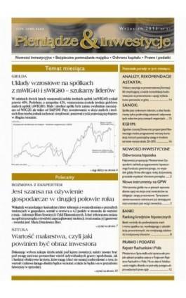 Pieniądze i Inwestycje wrzesień 2013 nr 51 - Ebook