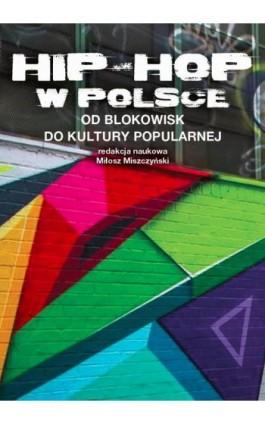 Hip-hop w Polsce - Ebook - 978-83-235-1769-6