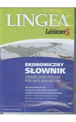 Ekonomiczny słownik angielsko-polski polsko-angielski (do pobrania) - Lingea - Ebook