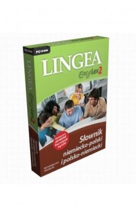Lingea EasyLex 2 Słownik niemiecko-polski polsko-niemiecki (do pobrania) - Lingea - Ebook
