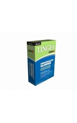 Lingea Lexicon 5 Uniwersalny Słownik angielsko-polski polsko-angielski - Lingea - Ebook