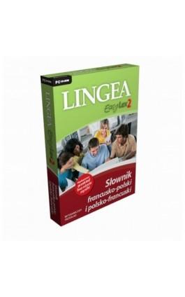 Lingea EasyLex 2 Słownik francusko-polski polsko-francuski (do pobrania) - Lingea - Ebook