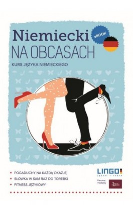 Niemiecki na obcasach - Ewa Karolczak - Ebook - 978-83-7892-263-6