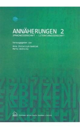 Annäherungen 2 Sprachwissenschaft - Literaturwissenschaft - Ebook - 978-83-65038-23-4