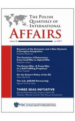 The Polish Quarterly of International Affairs 2/2017 - Sebastian Płóciennik - Ebook
