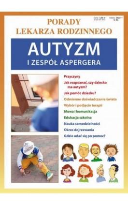 Autyzm i zespół Aspergera - Agnieszka Umińska - Ebook - 978-83-7898-465-8