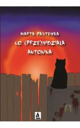 Co (prze)widziała Antonina - Marta Pastewka - Ebook - 978-83-7900-486-7