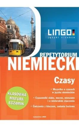 Niemiecki Czasy Repetytorium - Tomasz Sielecki - Ebook - 978-83-7892-216-2
