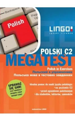 POLSKI C2 MEGATEST Polish in Exercises - Stanisław Mędak - Ebook - 978-83-7892-217-9