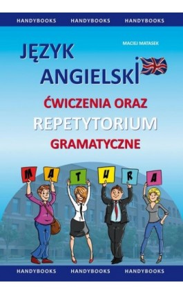 Język angielski - Ćwiczenia oraz repetytorium gramatyczne - Maciej Matasek - Ebook - 978-83-60238-49-3