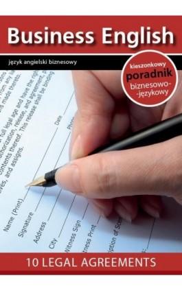 10 legal agreements - 10 umów prawnych - Praca zbiorowa - Ebook - 978-83-64340-04-8