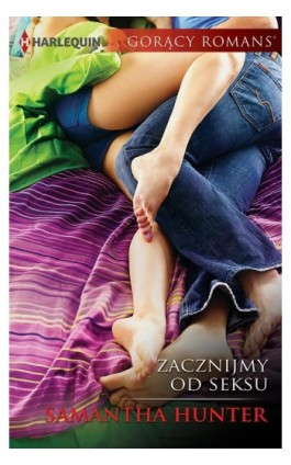 Zacznijmy od seksu - Samantha Hunter - Ebook - 978-83-276-2591-5