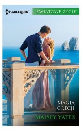 Magia Grecji - Maisey Yates - Ebook - 978-83-276-2861-9