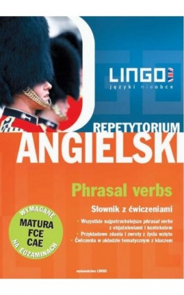 Angielski. Phrasal verbs. Słownik z ćwiczeniami - Dorota Koziarska - Ebook - 978-83-7892-043-4