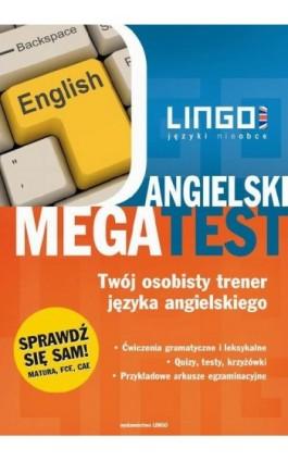 Angielski. Megatest - Anna Treger - Ebook - 978-83-7892-004-5