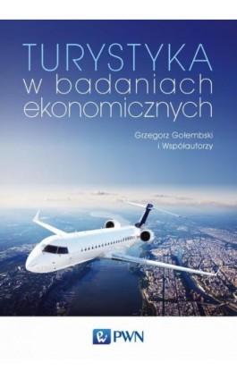 Turystyka w badaniach ekonomicznych - Ebook - 978-83-01-19038-5