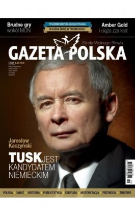 Gazeta Polska 08/03/2017 - Ebook