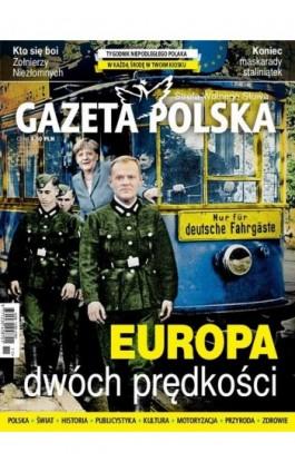 Gazeta Polska 15/03/2017 - Ebook