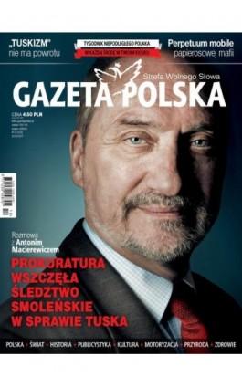 Gazeta Polska 22/03/2017 - Ebook