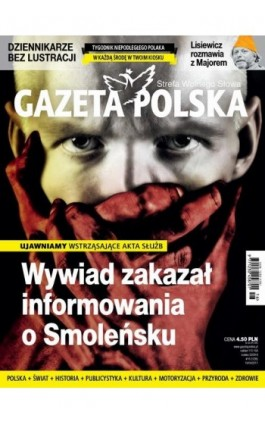 Gazeta Polska 18/04/2017 - Ebook