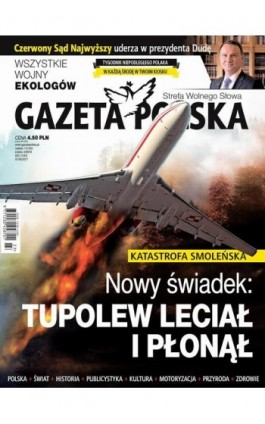Gazeta Polska 07/06/2017 - Ebook