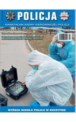 Policja nr 3/2014 - Praca zbiorowa - Ebook