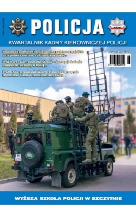 Policja 2/2015 - Praca zbiorowa - Ebook