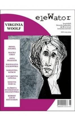 eleWator 8 (2/2014) - Virginia Woolf - Praca zbiorowa - Ebook