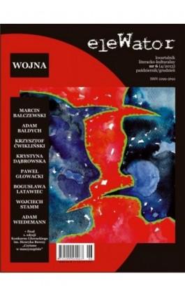 eleWator 6 (4/2013) - Wojna - Praca zbiorowa - Ebook