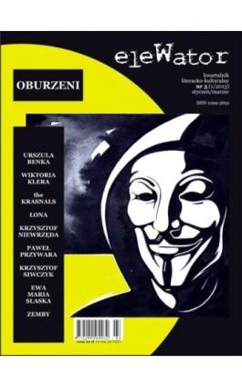 eleWator 3 (1/2013) - Oburzeni - Praca zbiorowa - Ebook