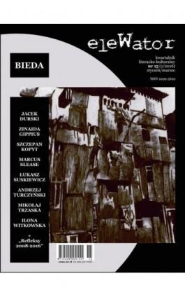 eleWator 15 (1/2016) - Bieda - Praca zbiorowa - Ebook