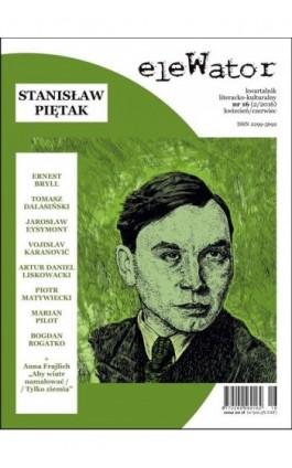 eleWator 16 (2/2016) - Stanisław Piętak - Praca zbiorowa - Ebook