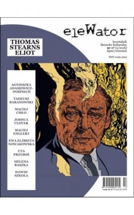 eleWator 17 (3/2016) - Thomas Stearns Eliot - Praca zbiorowa - Ebook