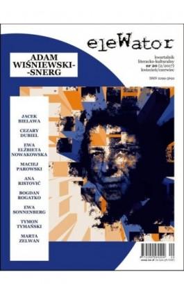 eleWator 20 (2/2017) - Adam Wiśniewski-Snerg - Praca zbiorowa - Ebook